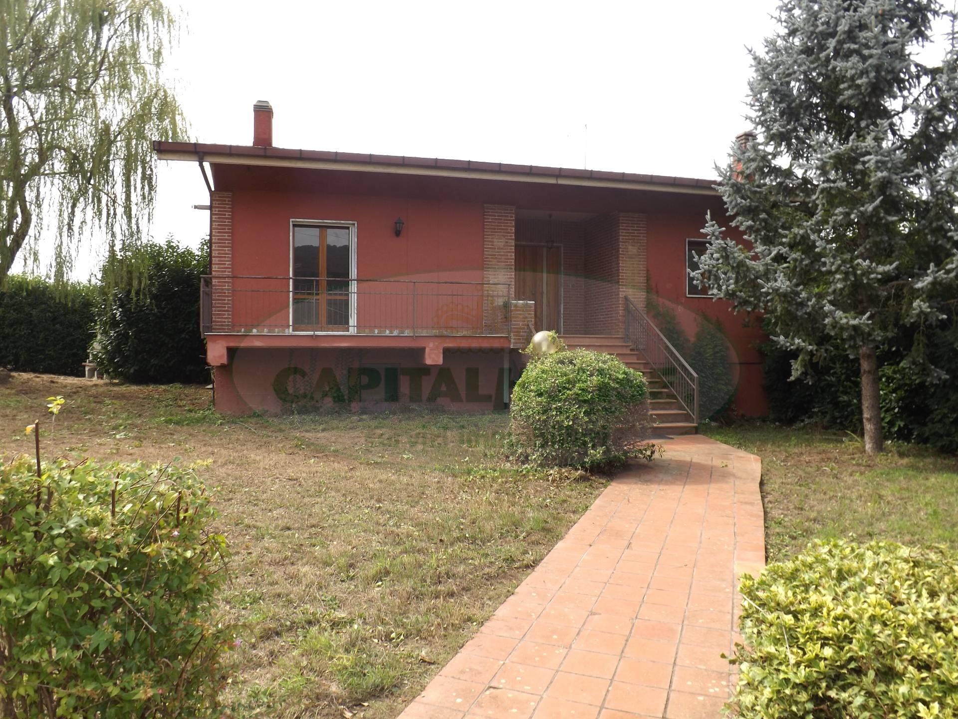 Villa in vendita a Manocalzati, 4 locali, prezzo € 135.000 | Cambio Casa.it