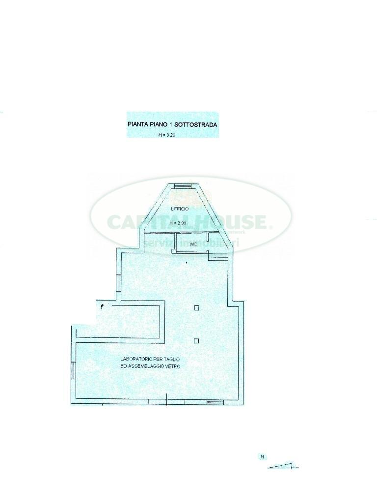Laboratorio in affitto a Sirignano, 9999 locali, prezzo € 600 | Cambio Casa.it