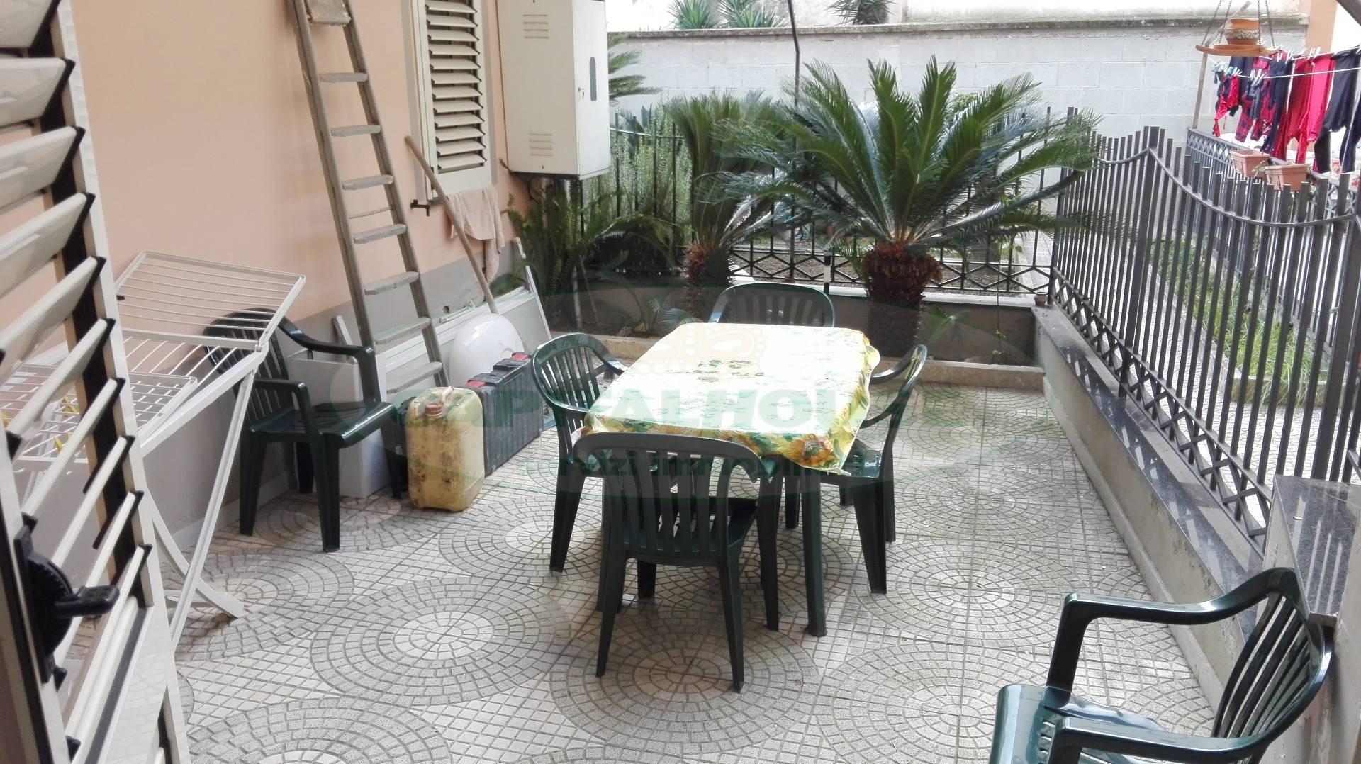 Soluzione Semindipendente in vendita a Recale, 3 locali, prezzo € 84.000 | CambioCasa.it