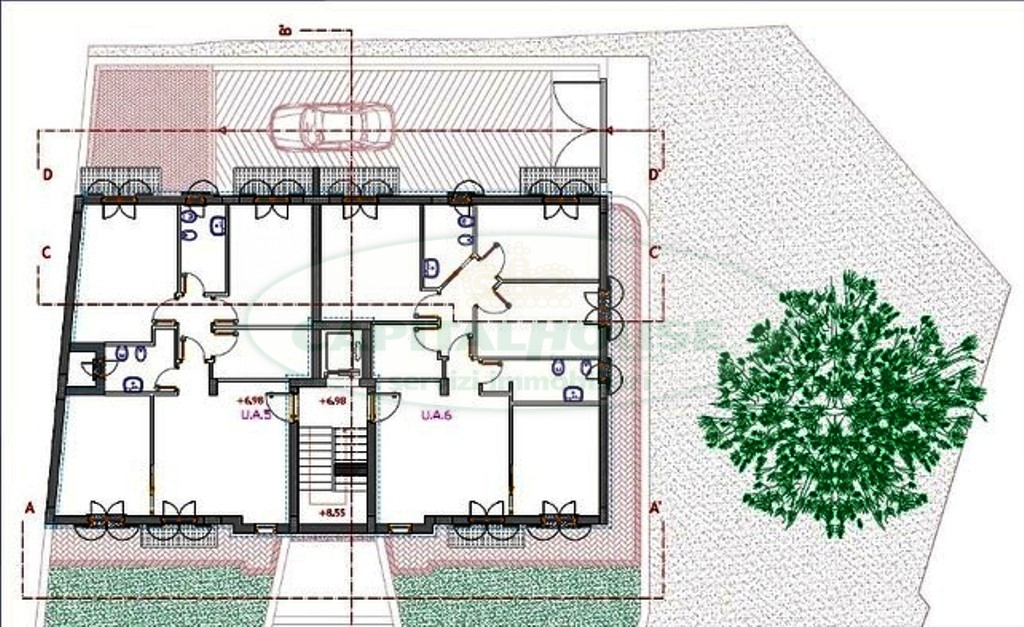 Appartamento in vendita a Baiano, 4 locali, prezzo € 160.000 | CambioCasa.it