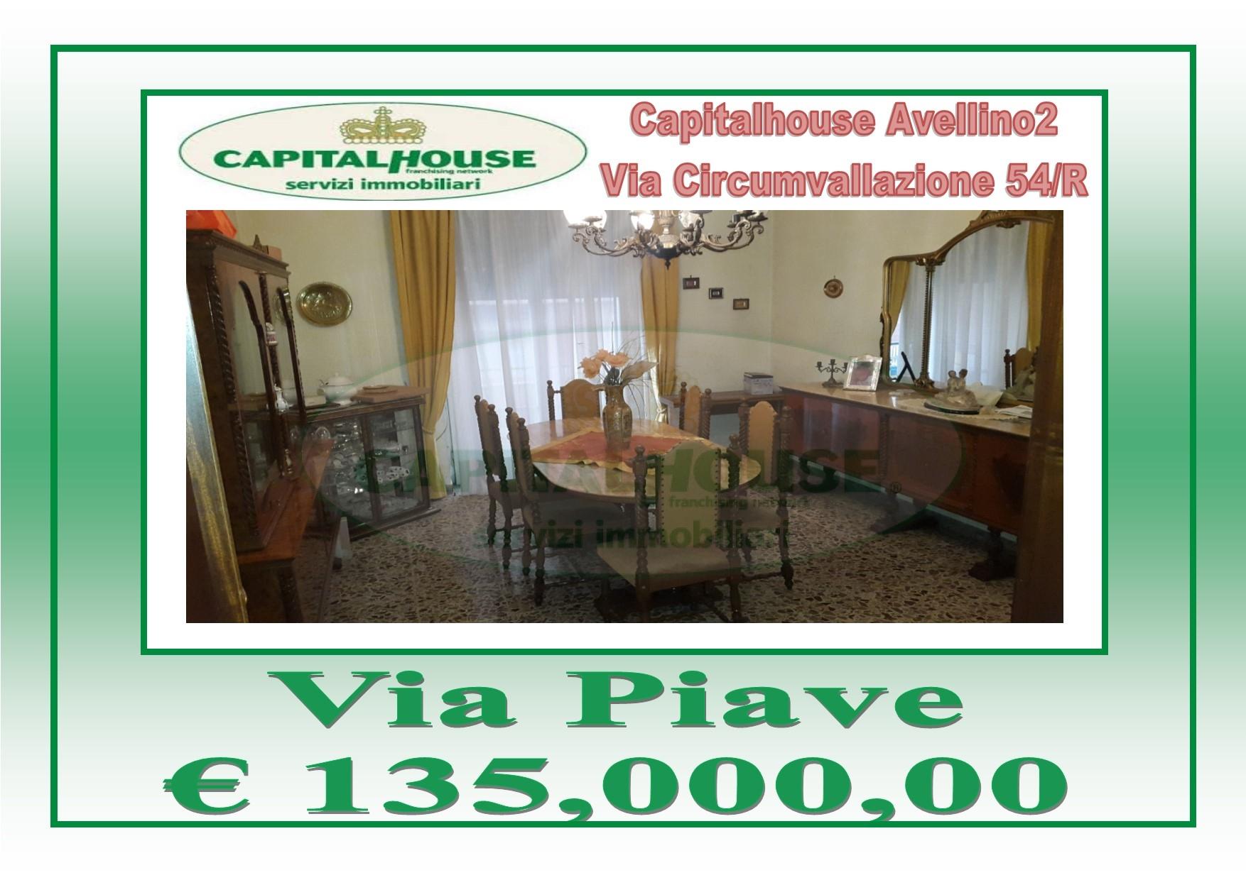 Appartamento in vendita a Avellino, 4 locali, zona Località: ViaPiave, prezzo € 135.000 | CambioCasa.it