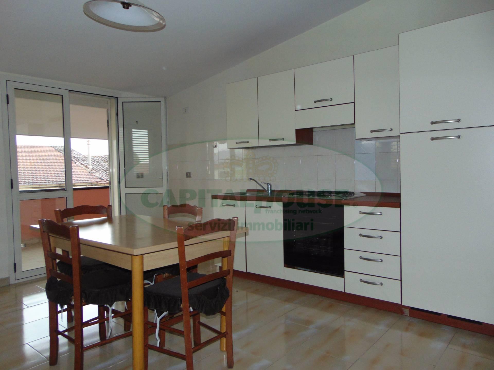 Attico / Mansarda in affitto a San Tammaro, 3 locali, prezzo € 380 | CambioCasa.it