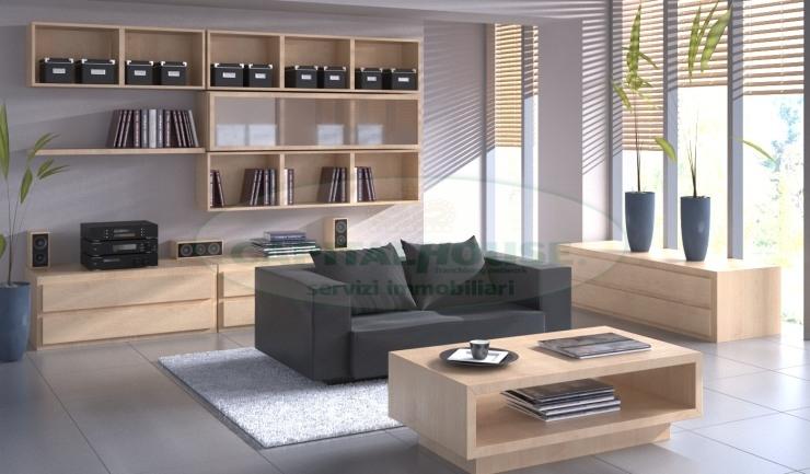 Appartamento in vendita a Aiello del Sabato, 4 locali, prezzo € 133.000 | CambioCasa.it