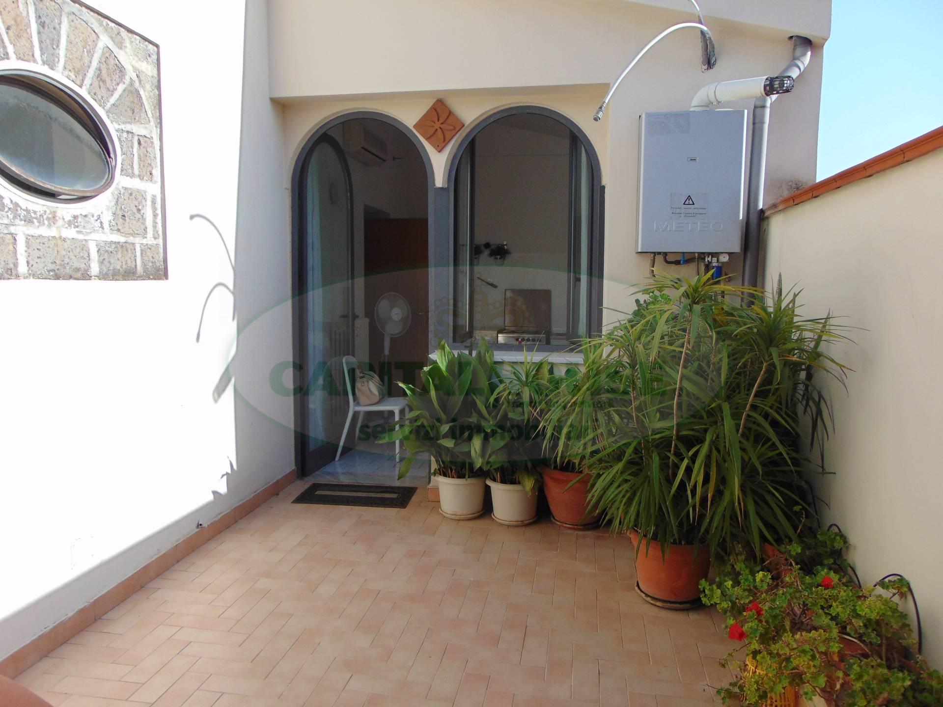 Attico / Mansarda in affitto a Santa Maria Capua Vetere, 2 locali, zona Località: ZonaCorso, prezzo € 290 | CambioCasa.it