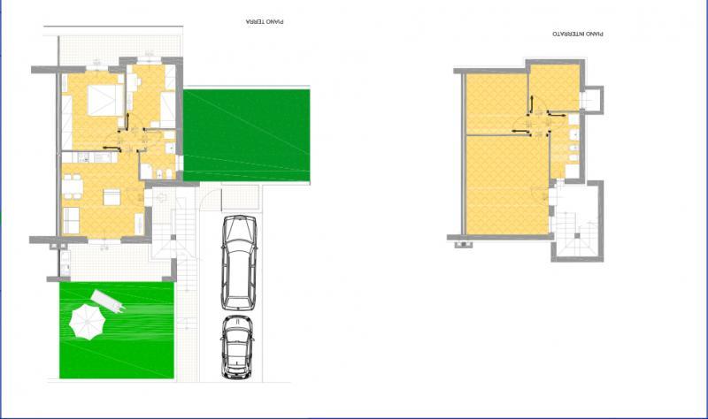 Appartamento in vendita a Capalbio, 6 locali, zona Località: BorgoCarige, prezzo € 300.000   Cambio Casa.it