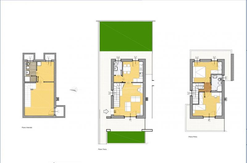 Appartamento in vendita a Capalbio, 8 locali, zona Località: BorgoCarige, prezzo € 340.000   Cambio Casa.it