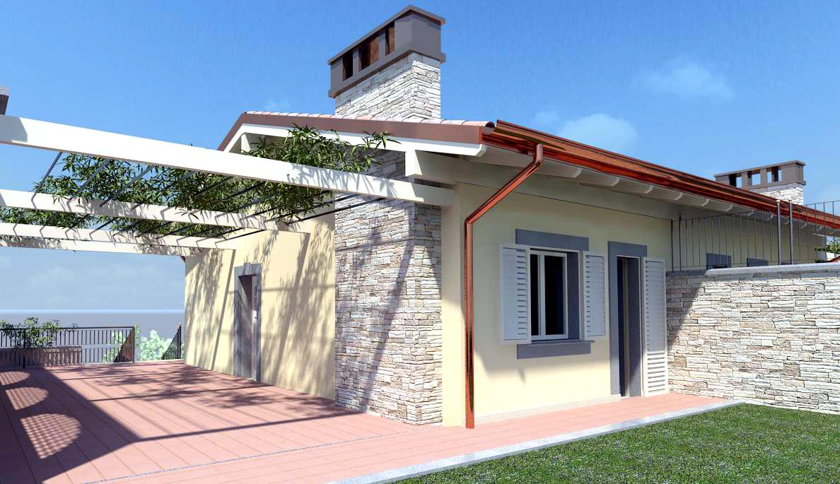 Villa a Schiera in Vendita a Soriano nel Cimino