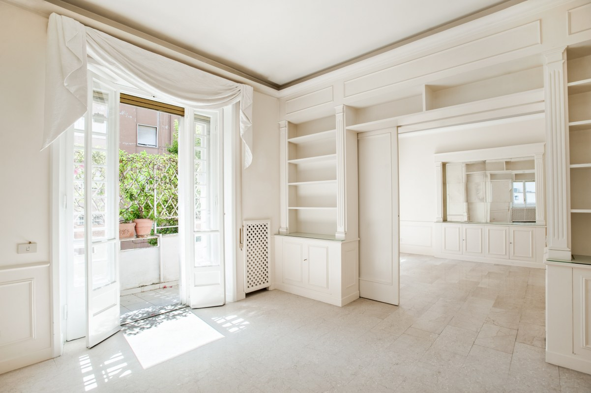 Cbi038 301 3320 appartamento in affitto a roma parioli for Parioli affitto roma
