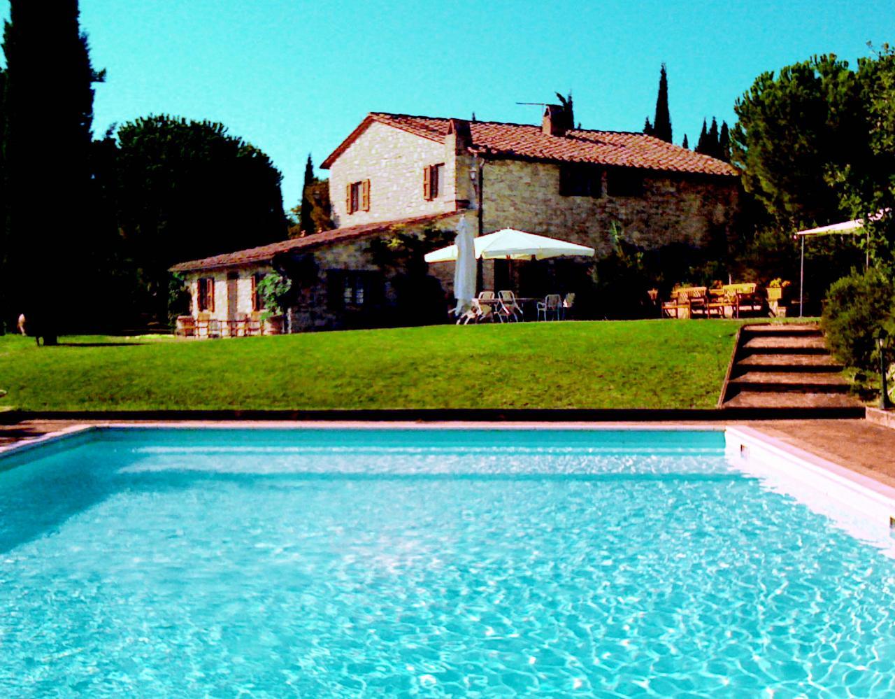 Rustico / Casale in vendita a Radda in Chianti, 18 locali, prezzo € 2.900.000 | Cambio Casa.it