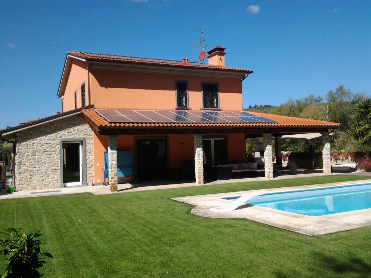Villa in Vendita a Castiglion Fiorentino