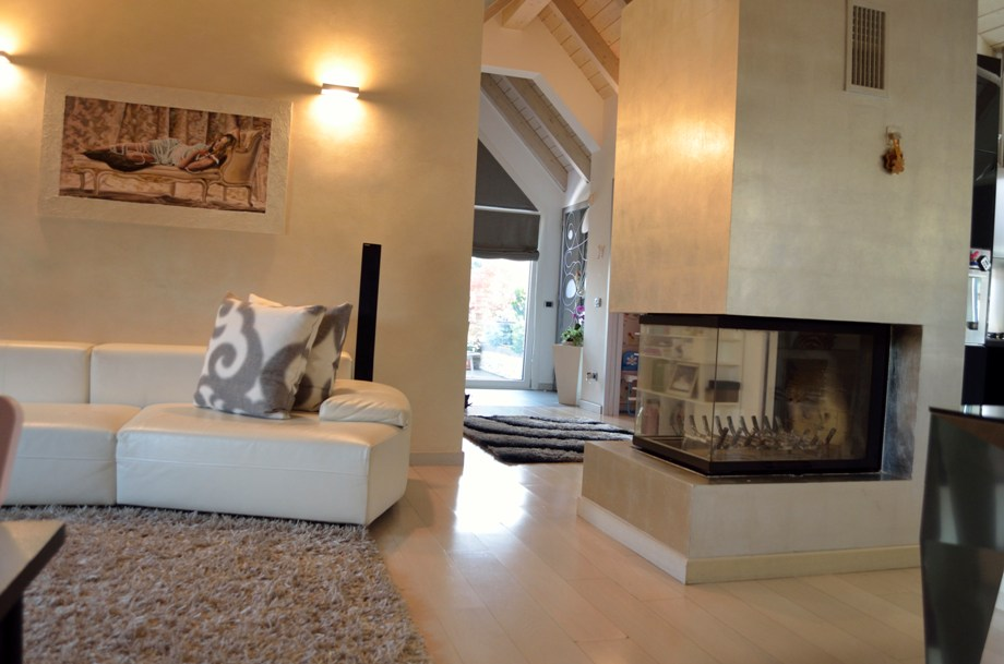 Attico / Mansarda in vendita a Legnano, 3 locali, zona Zona: Legnarello, prezzo € 390.000 | Cambio Casa.it