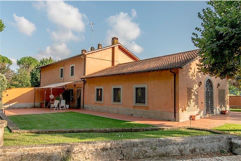 Rustico / Casale in vendita a Roma, 10 locali, zona Località: Trigoria, prezzo € 820.000 | Cambio Casa.it