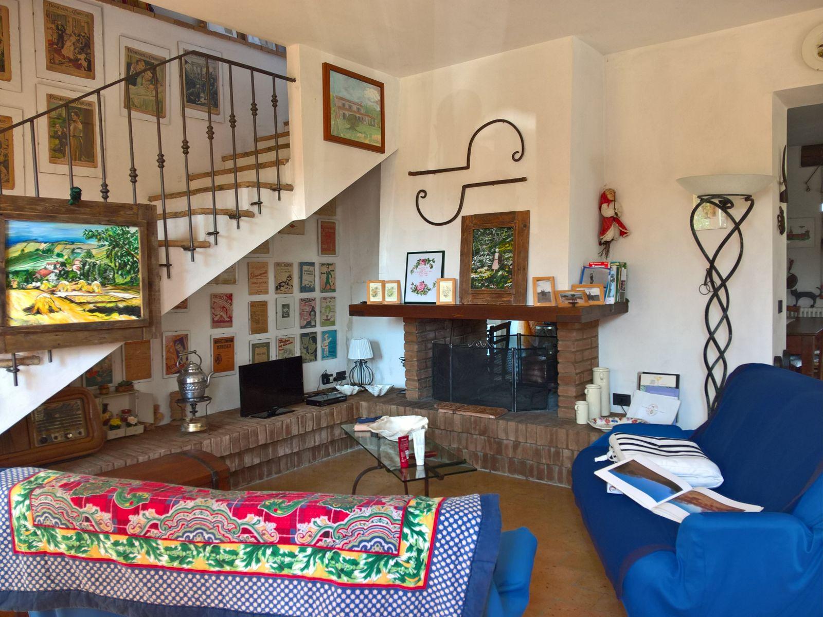 Villa in vendita a San Clemente, 4 locali, zona Zona: Agello, prezzo € 450.000 | CambioCasa.it