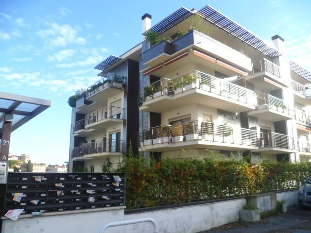 Bilocale Monterotondo Via Del Francese 1