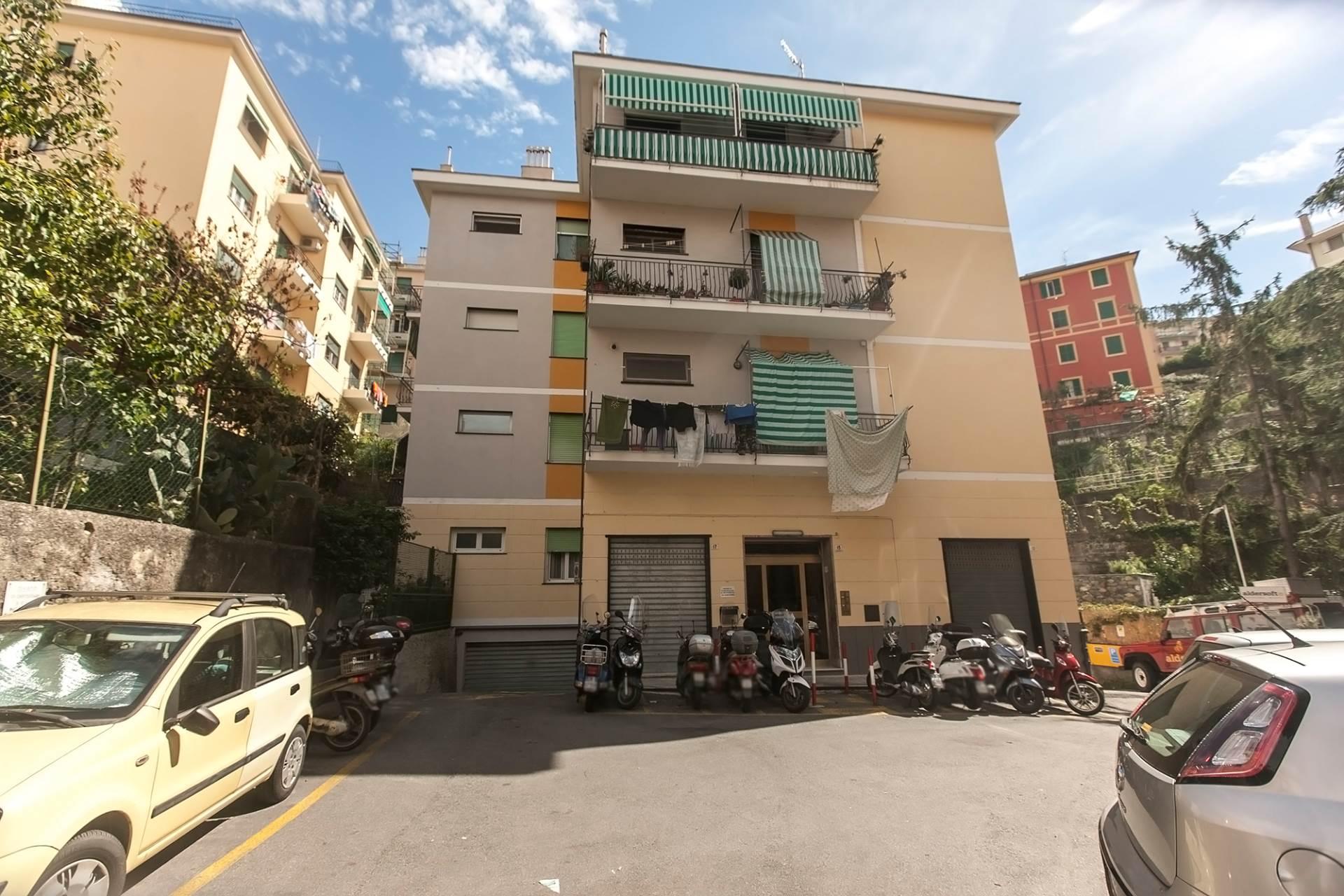 Bilocale Genova Via Armando Pica 1