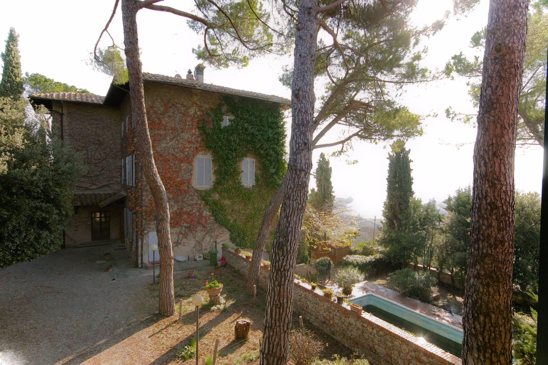 Villa in vendita a Casole d'Elsa, 35 locali, zona Zona: Cavallano, prezzo € 2.950.000 | Cambio Casa.it
