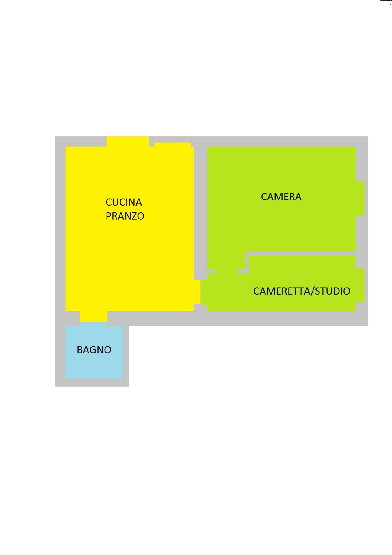 Appartamento in vendita a Campello sul Clitunno, 3 locali, zona Zona: Pissignano, prezzo € 60.000 | Cambio Casa.it