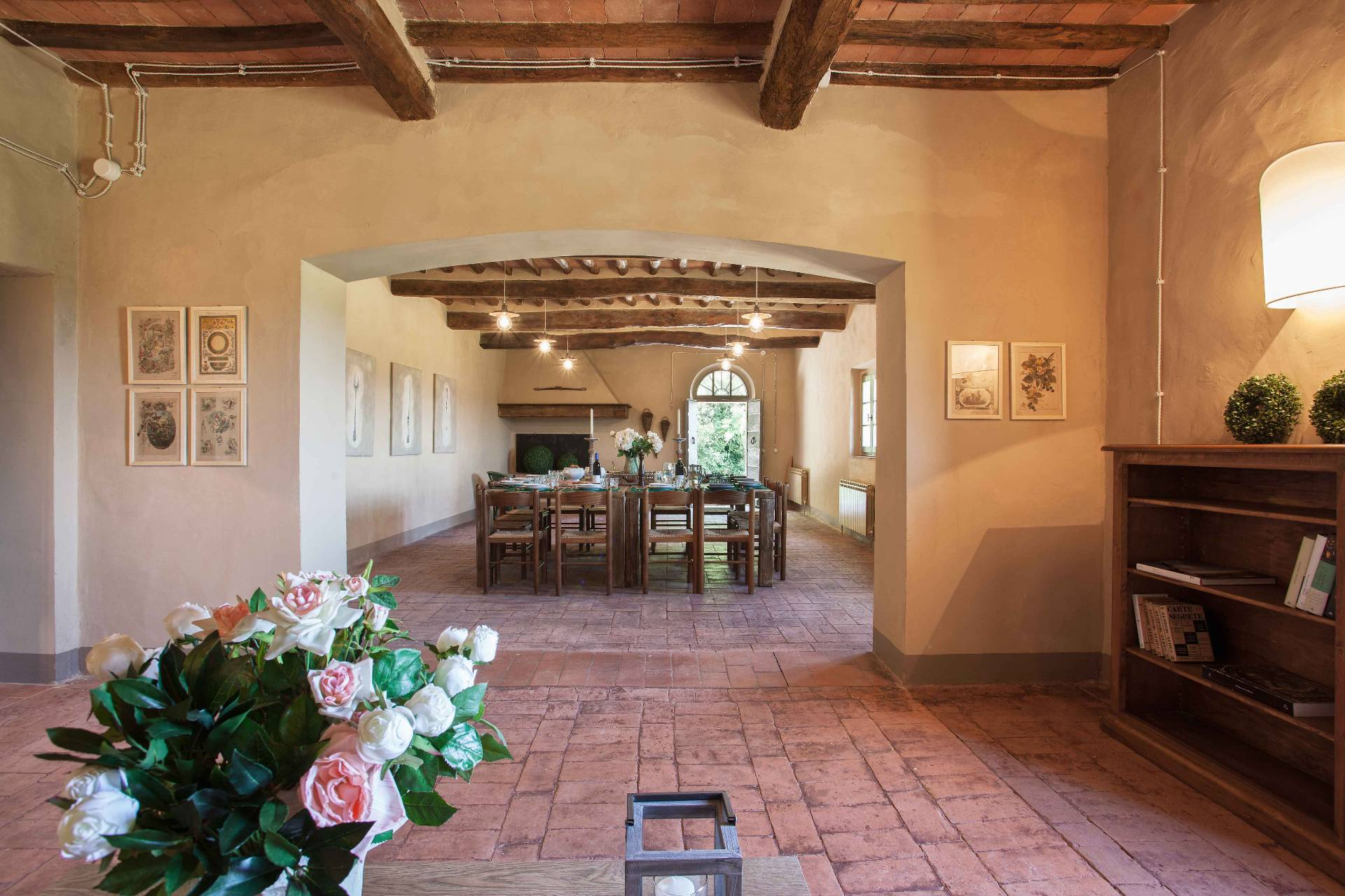 Rustico / Casale in vendita a Montaione, 15 locali, zona Zona: Castelfalfi, prezzo € 2.700.000 | CambioCasa.it