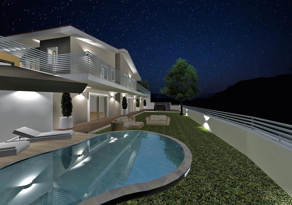 Villa in vendita a Poggio Mirteto, 4 locali, prezzo € 235.000 | CambioCasa.it