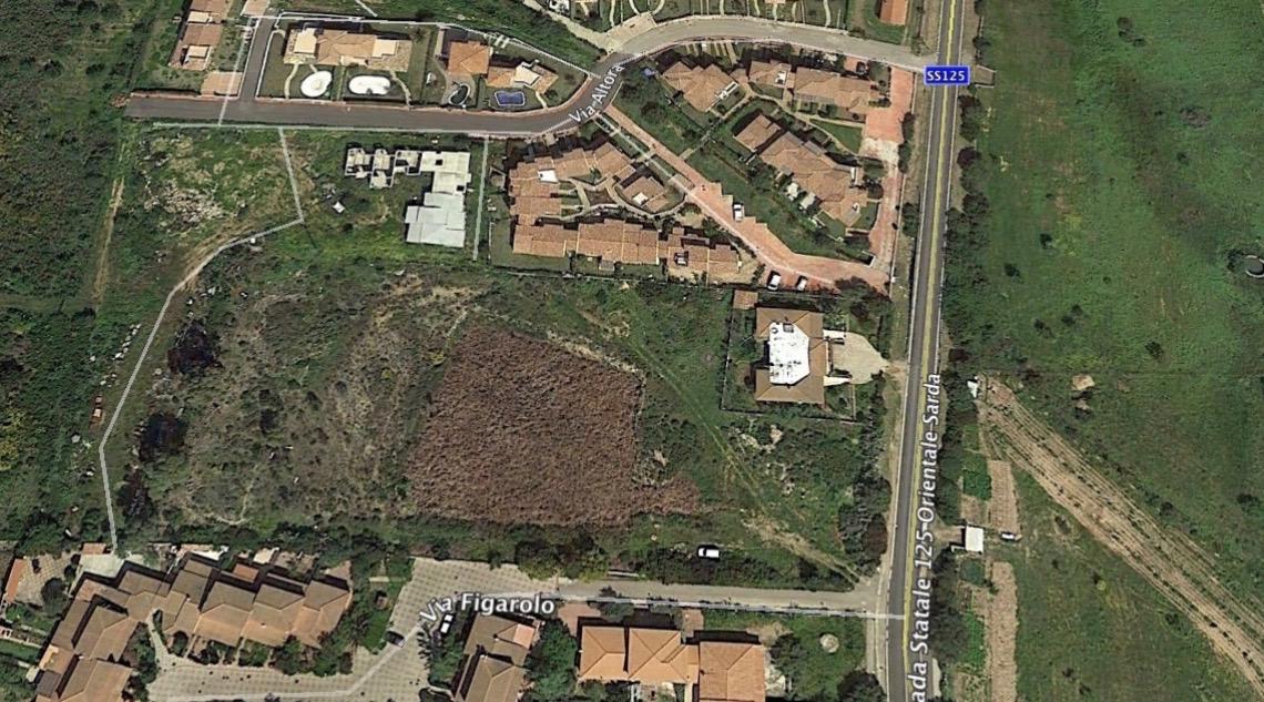 Terreno Edificabile Residenziale in Vendita a San Teodoro