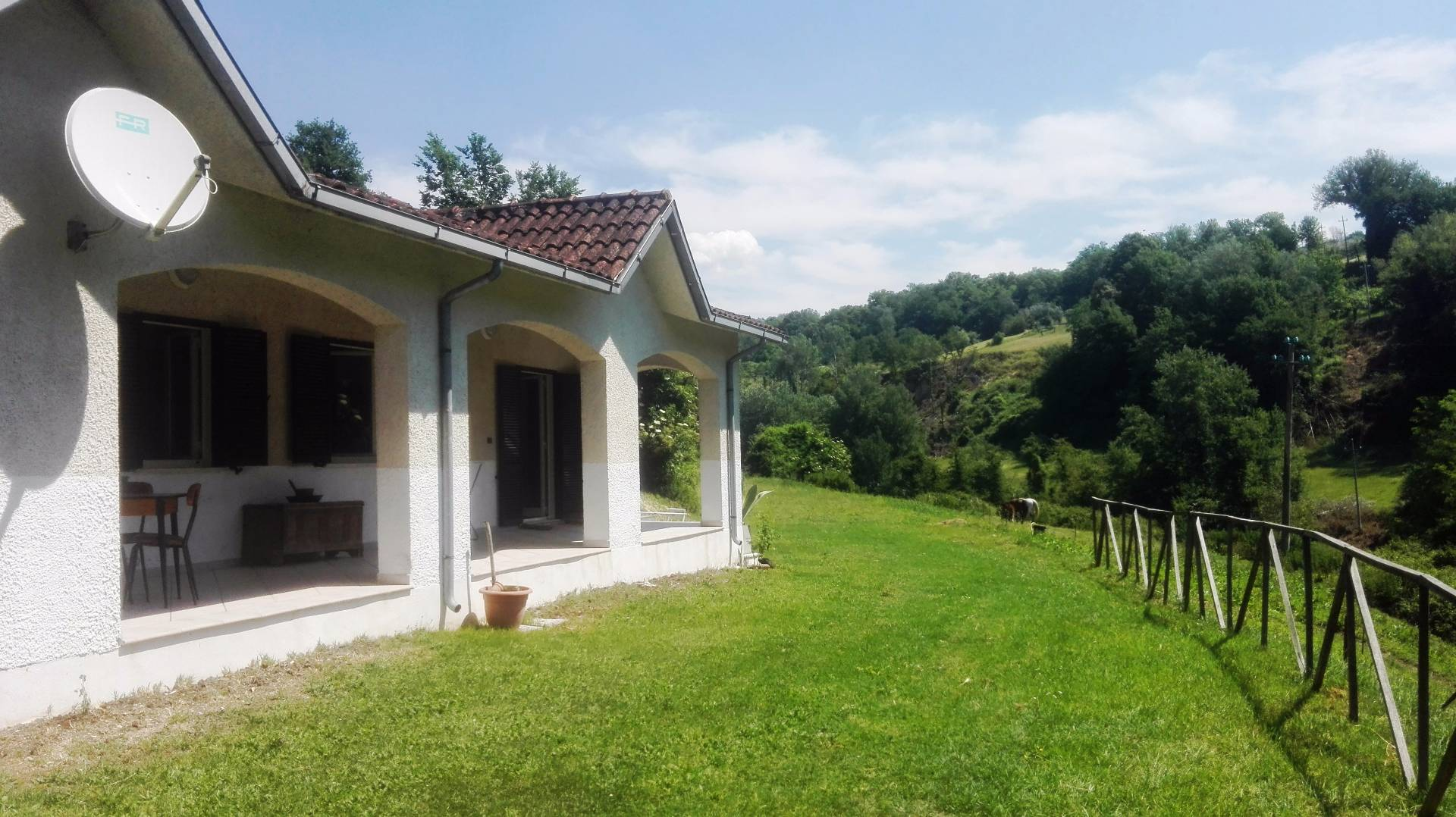 Villa in vendita a Tarano, 5 locali, prezzo € 149.000 | CambioCasa.it