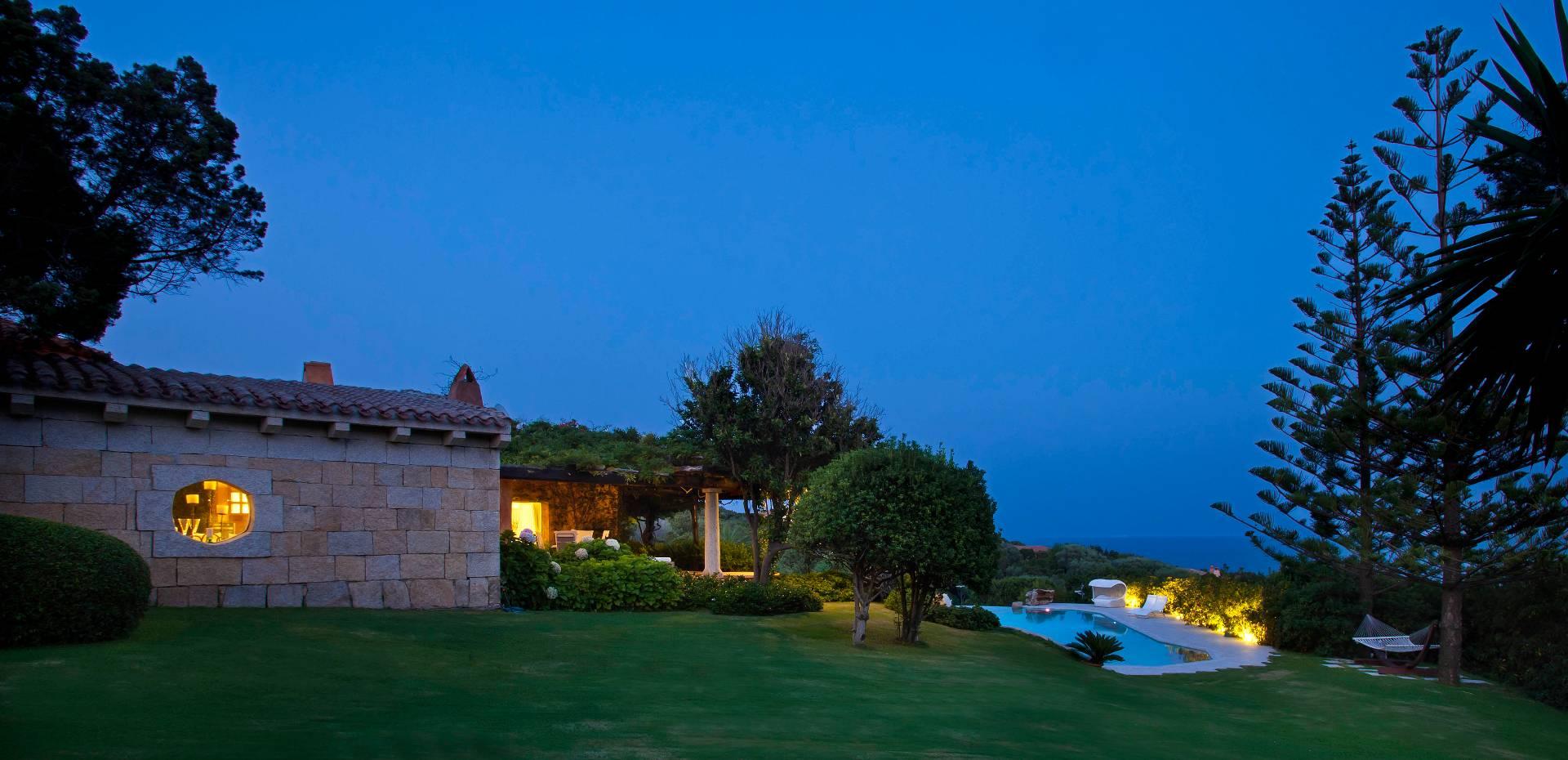 Villa in affitto a Arzachena - Porto Cervo, 7 locali, zona Località: PortoCervo, Trattative riservate | CambioCasa.it