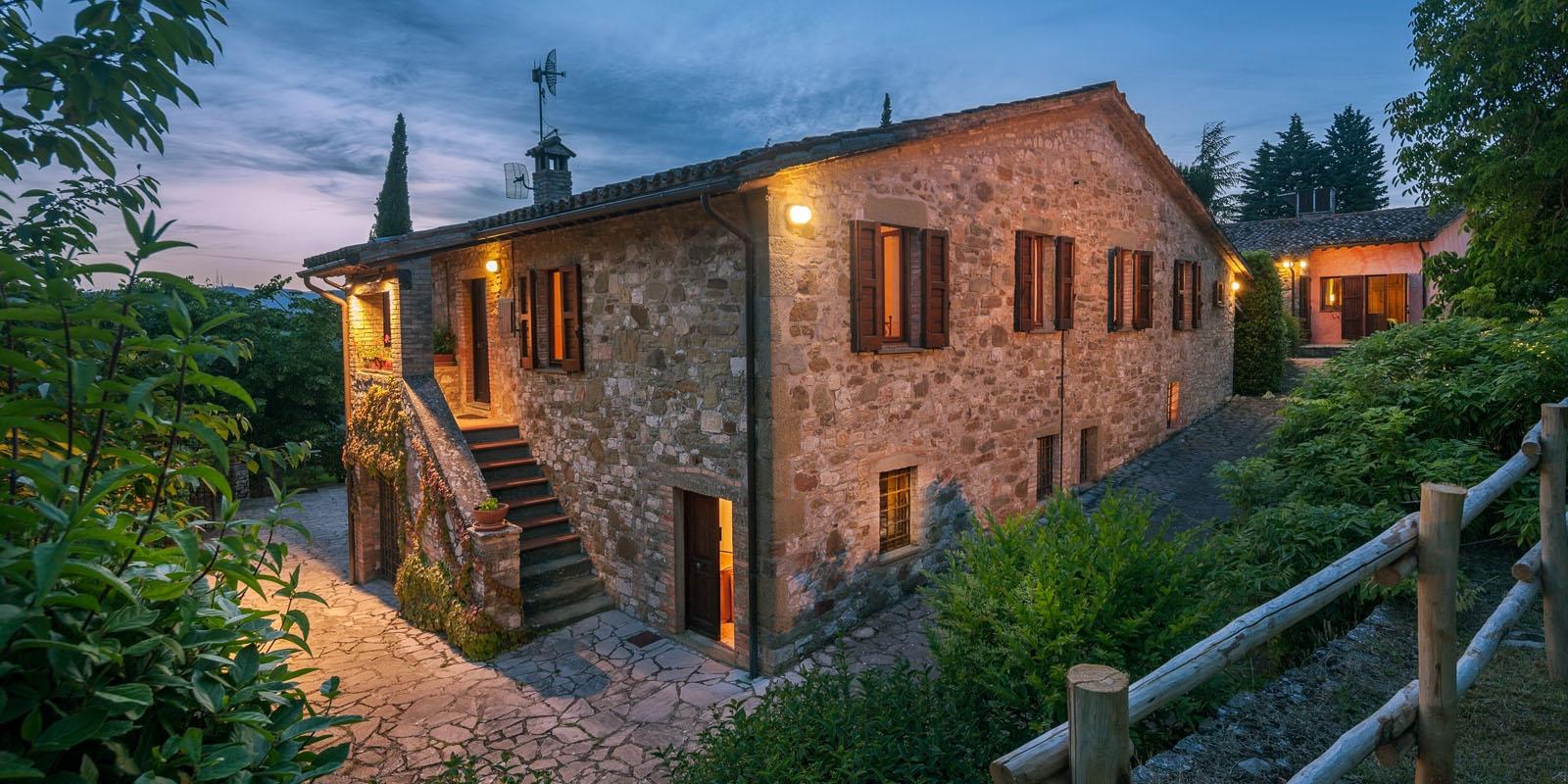 Rustico / Casale in Vendita a Monte Castello di Vibio