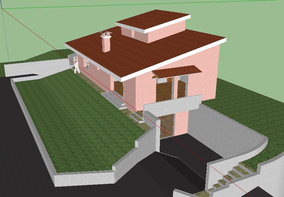Villa in Vendita a Sant'Anatolia di Narco