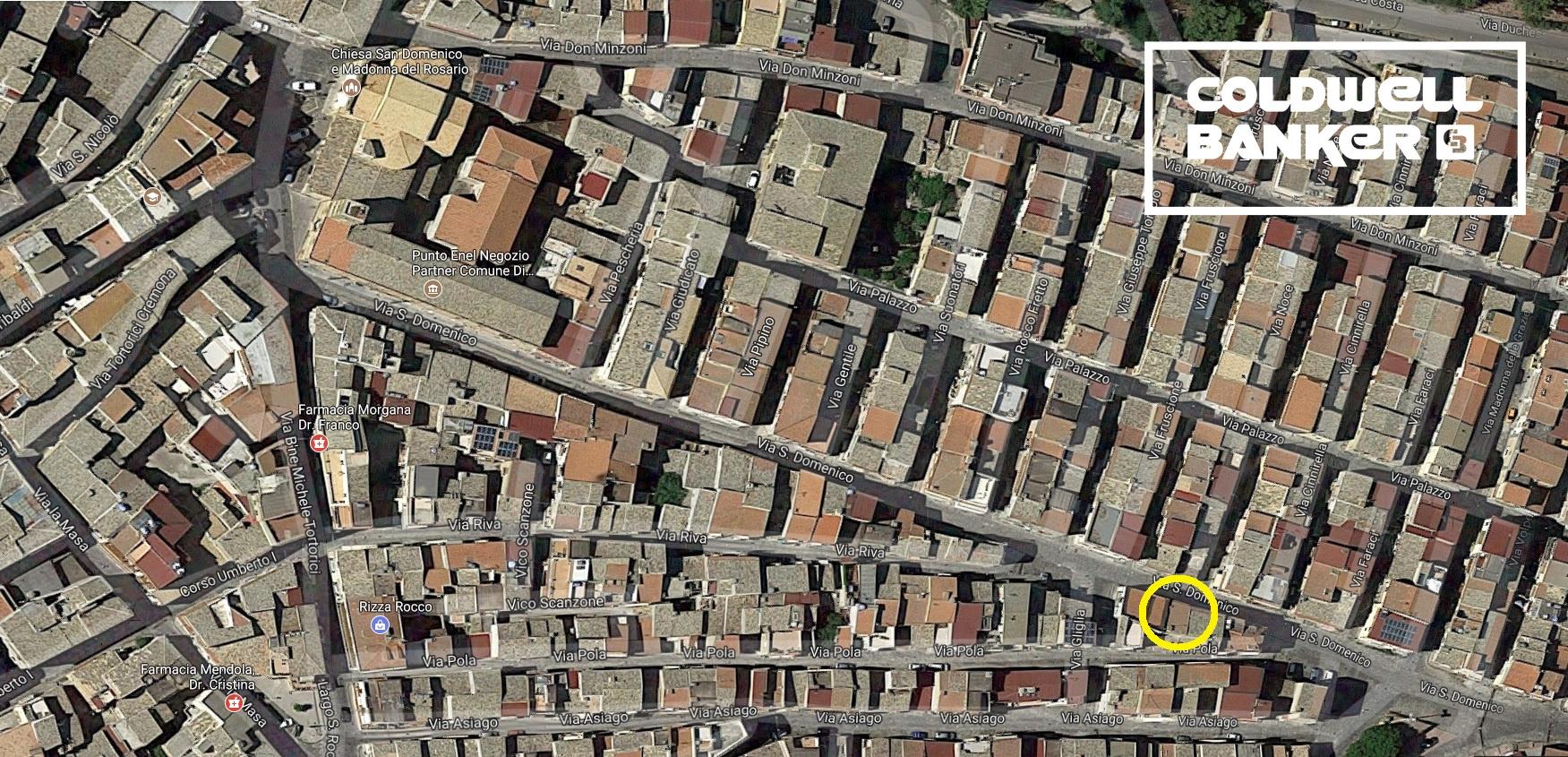 Soluzione Semindipendente in vendita a Pietraperzia, 3 locali, prezzo € 40.000 | CambioCasa.it