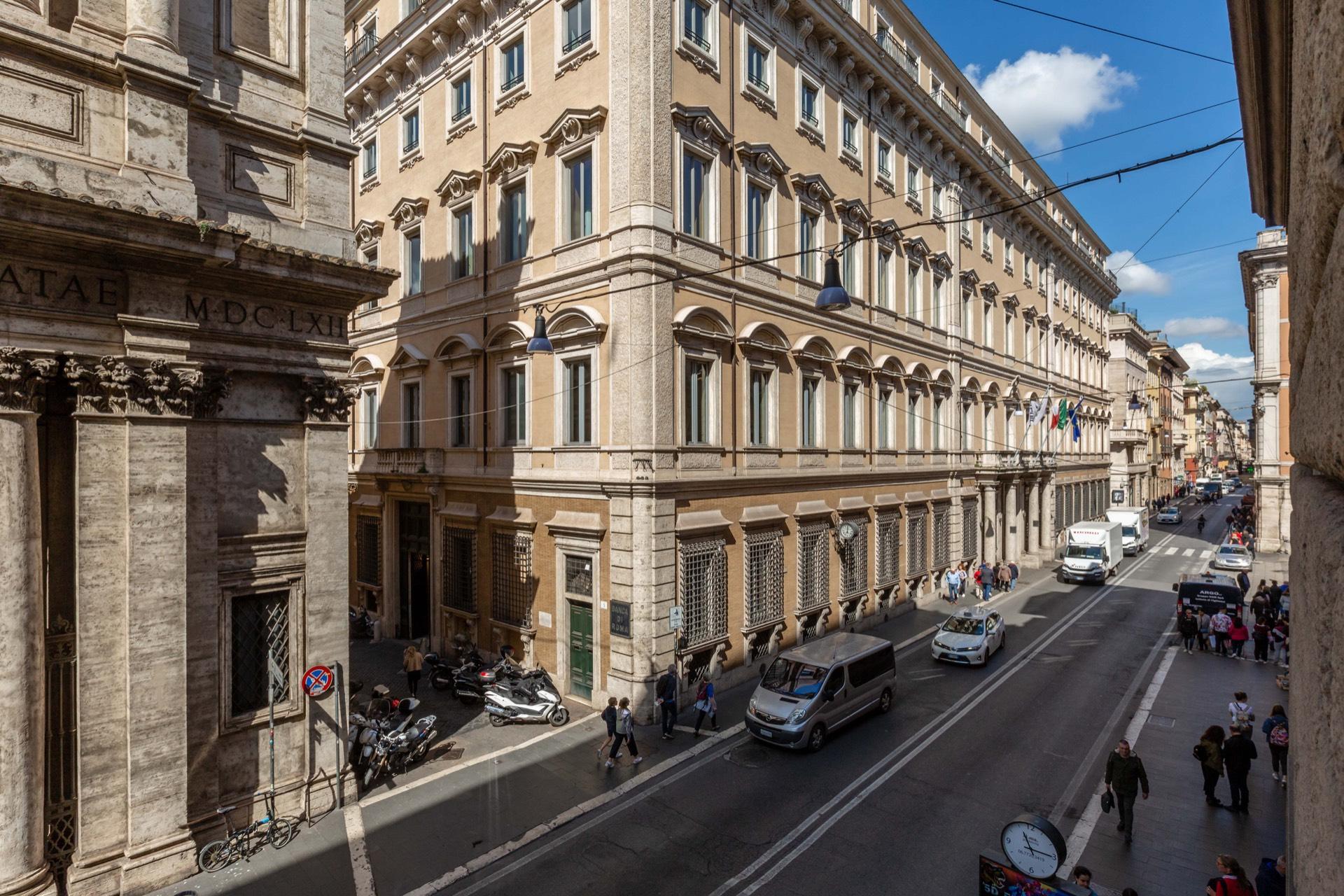Appartamento in Vendita a Roma corso via del