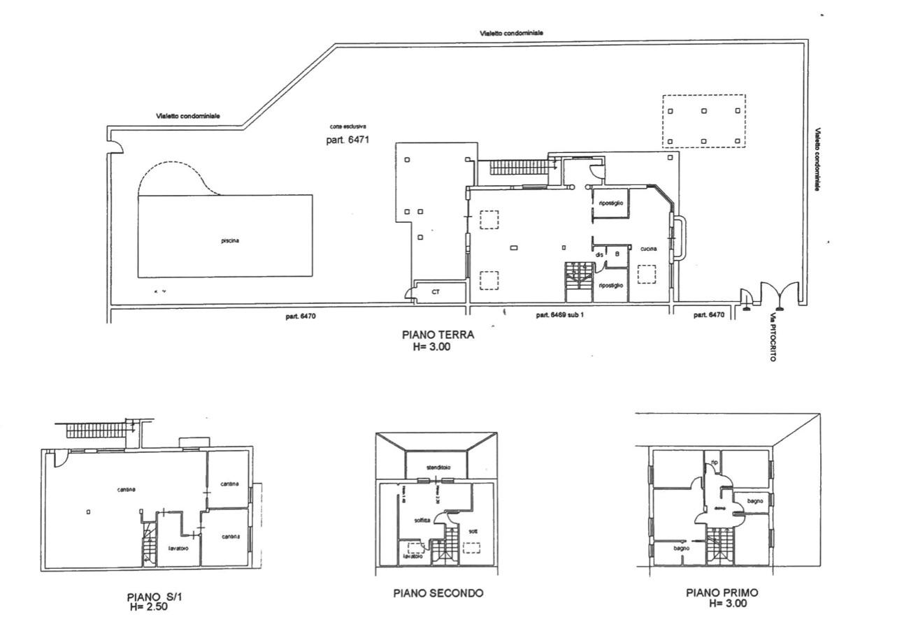 Villa in Vendita a Roma: 5 locali, 324 mq - Foto 27