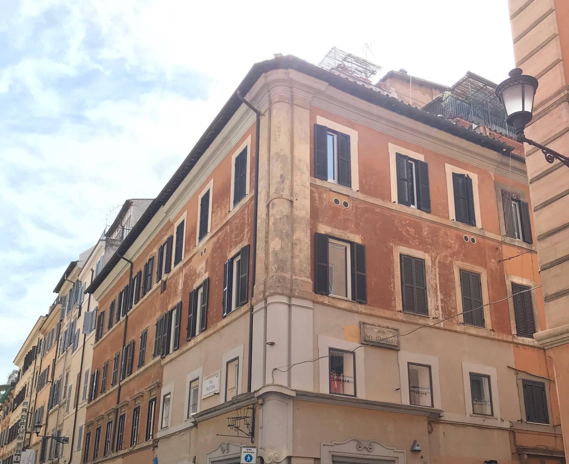Appartamento in Vendita a Roma via del gambero