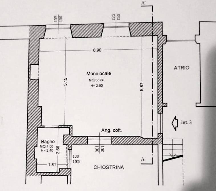 Appartamento in Vendita a Roma: 2 locali, 50 mq - Foto 11