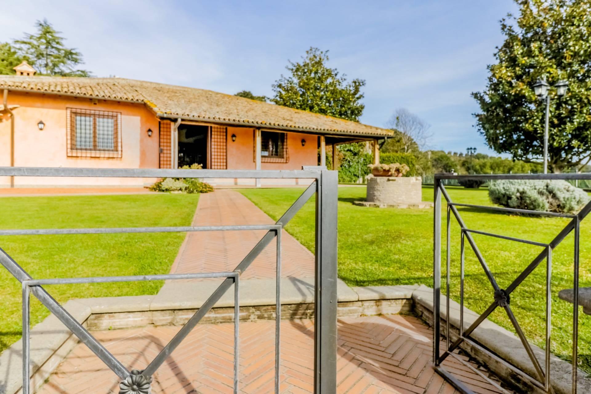 Villa in Vendita a Sacrofano: 5 locali, 180 mq - Foto 27