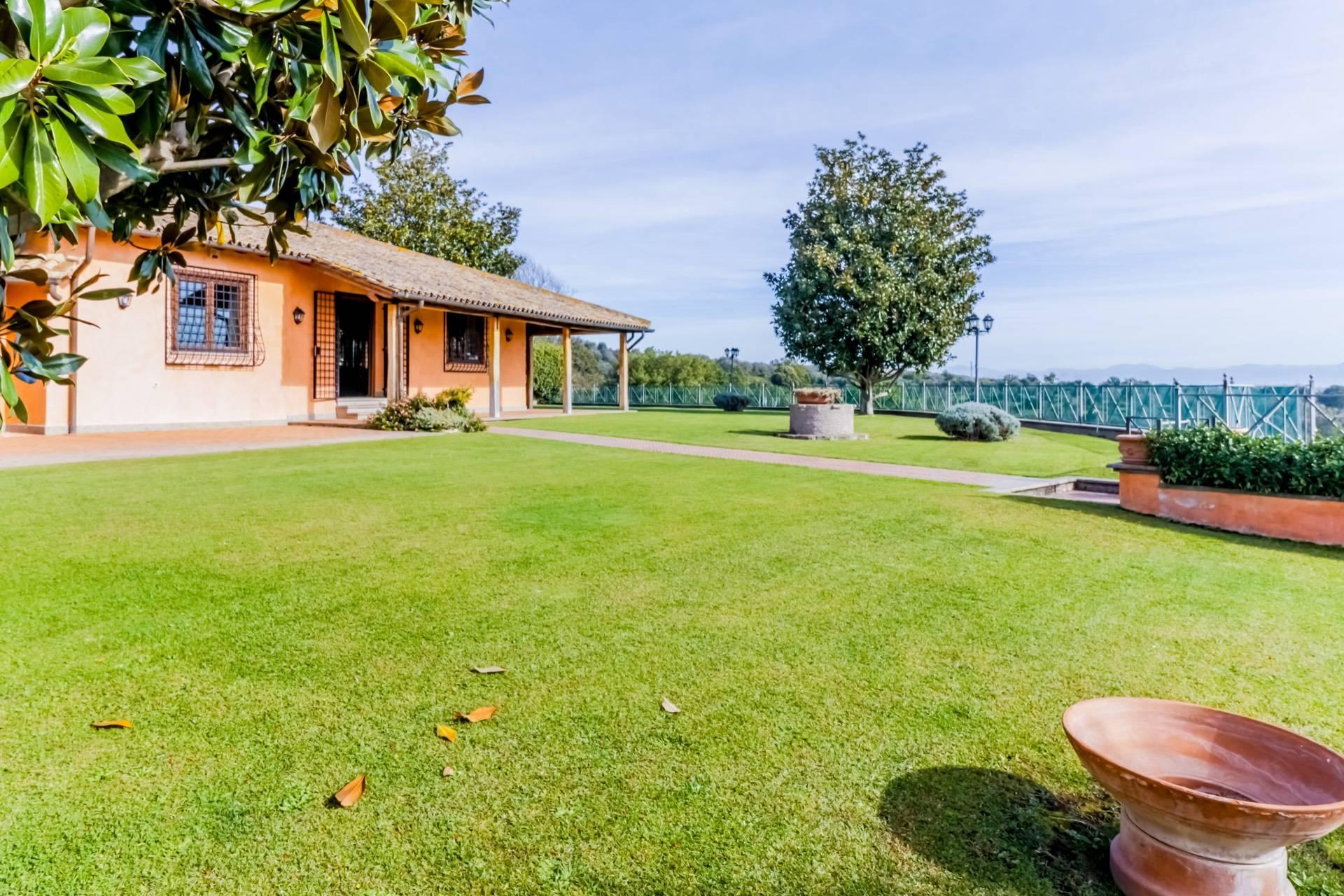 Villa in Vendita a Sacrofano: 5 locali, 180 mq - Foto 3
