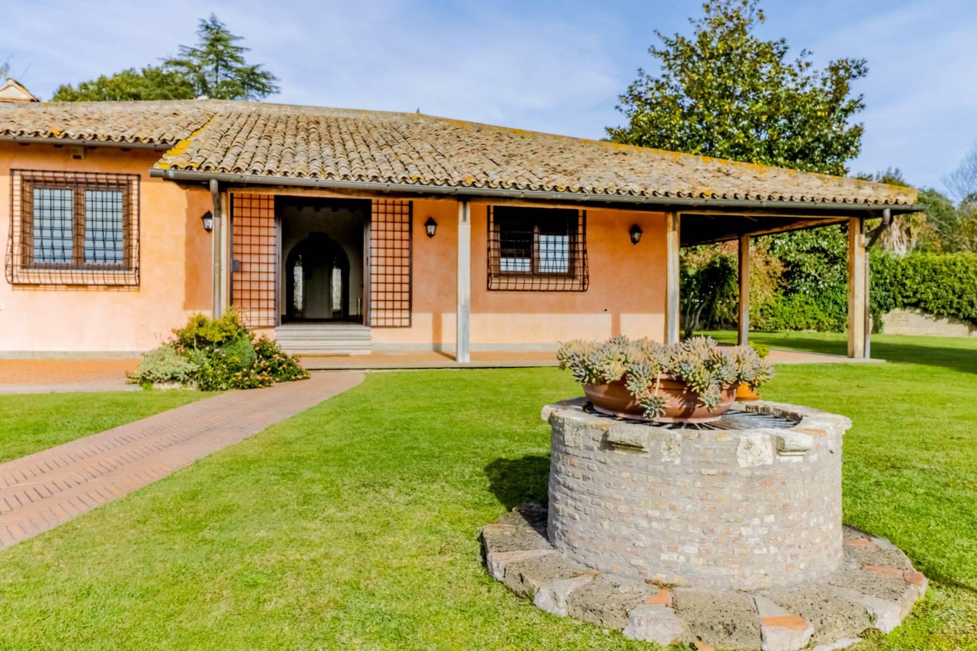Villa in Vendita a Sacrofano via monte calcaro