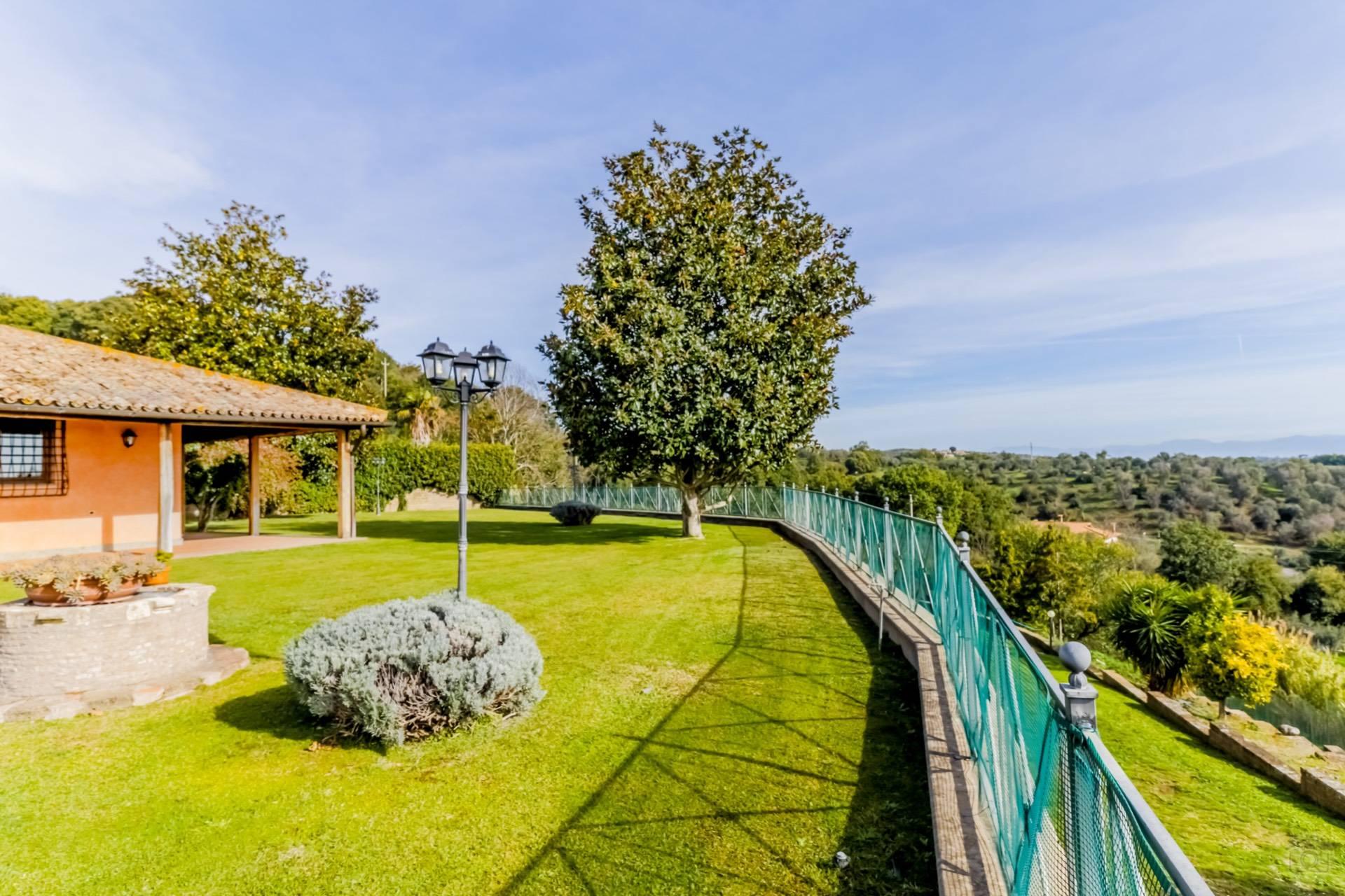 Villa in Vendita a Sacrofano: 5 locali, 180 mq - Foto 21