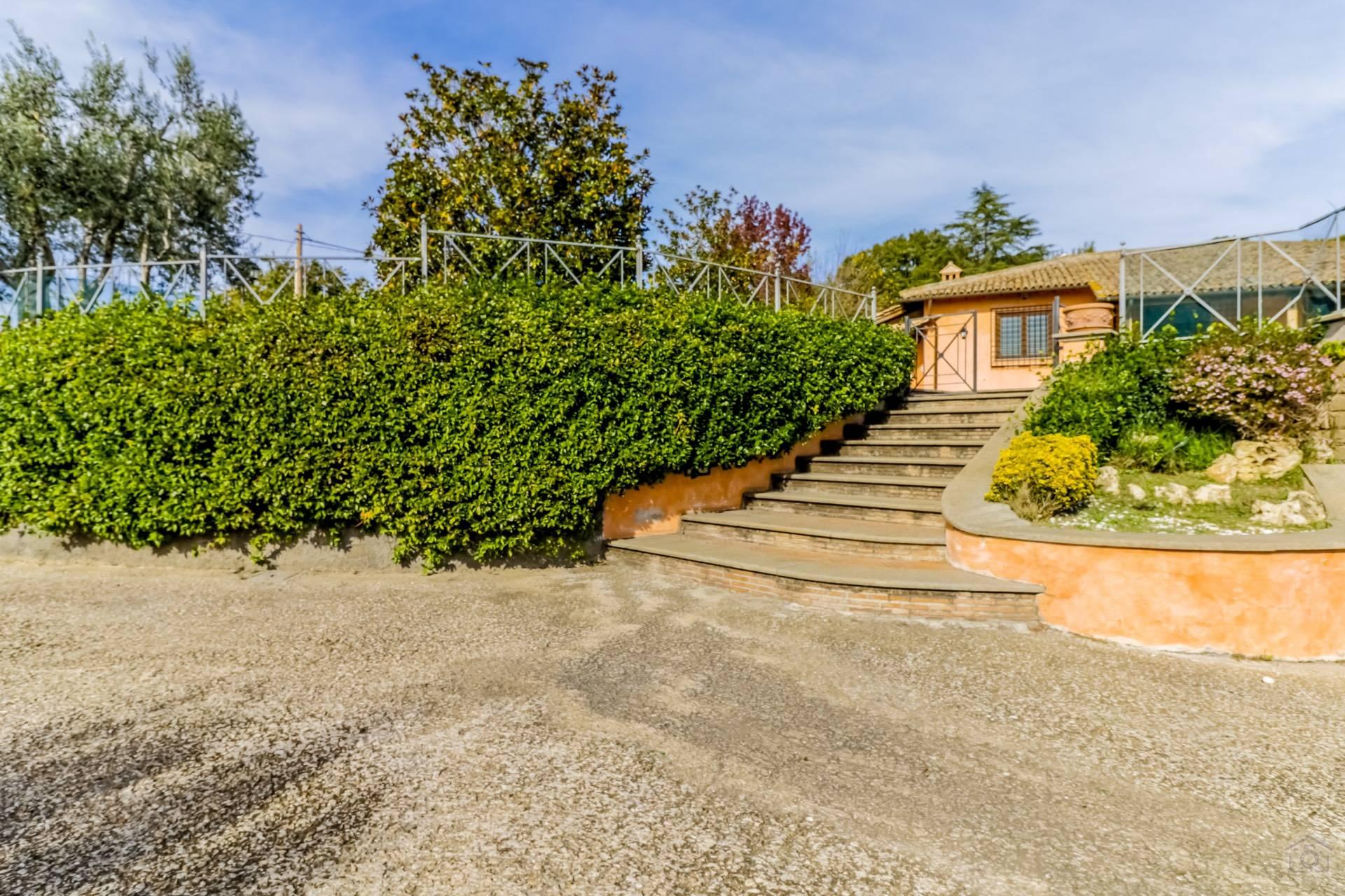 Villa in Vendita a Sacrofano: 5 locali, 180 mq - Foto 26