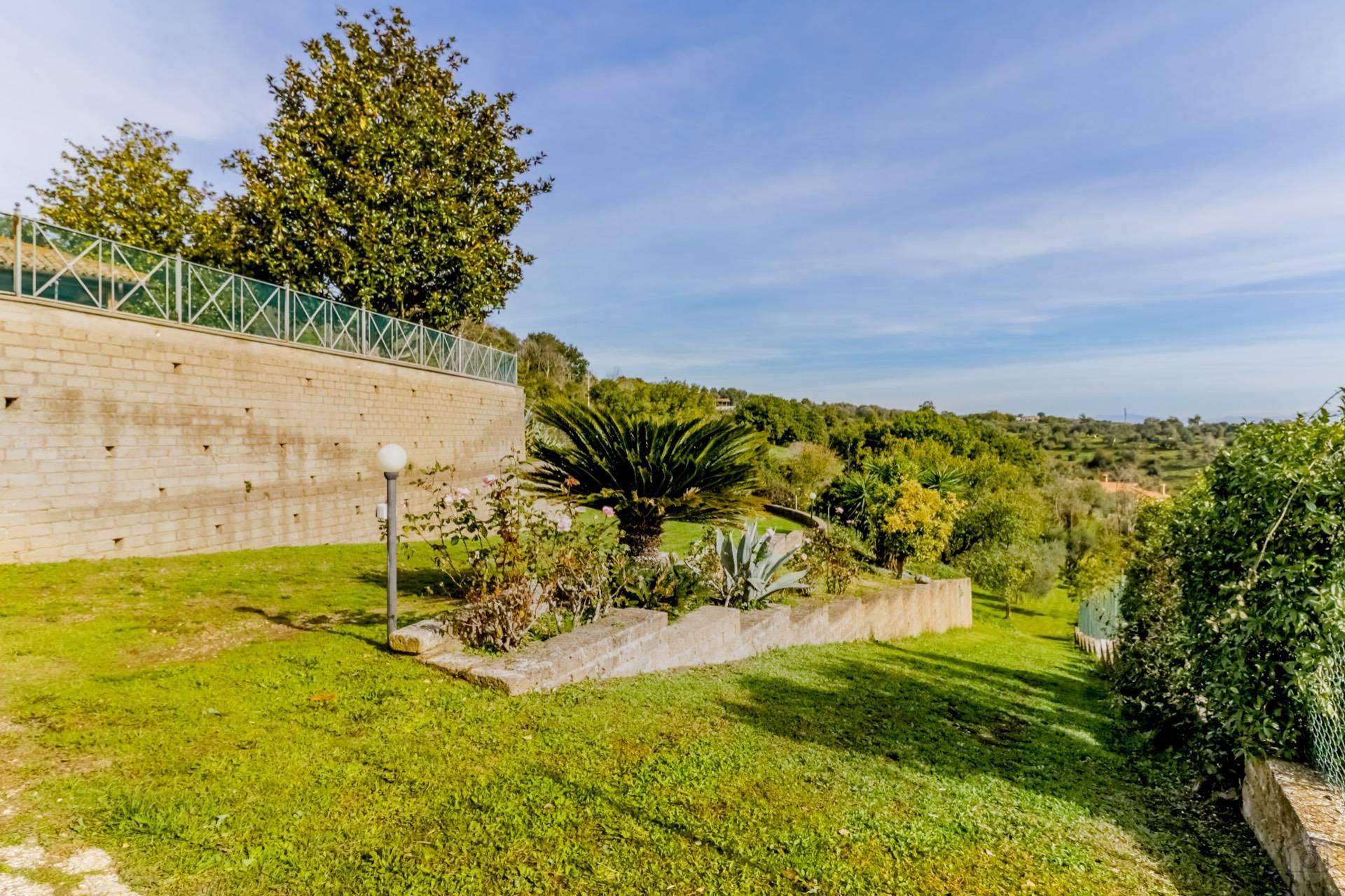 Villa in Vendita a Sacrofano: 5 locali, 180 mq - Foto 24