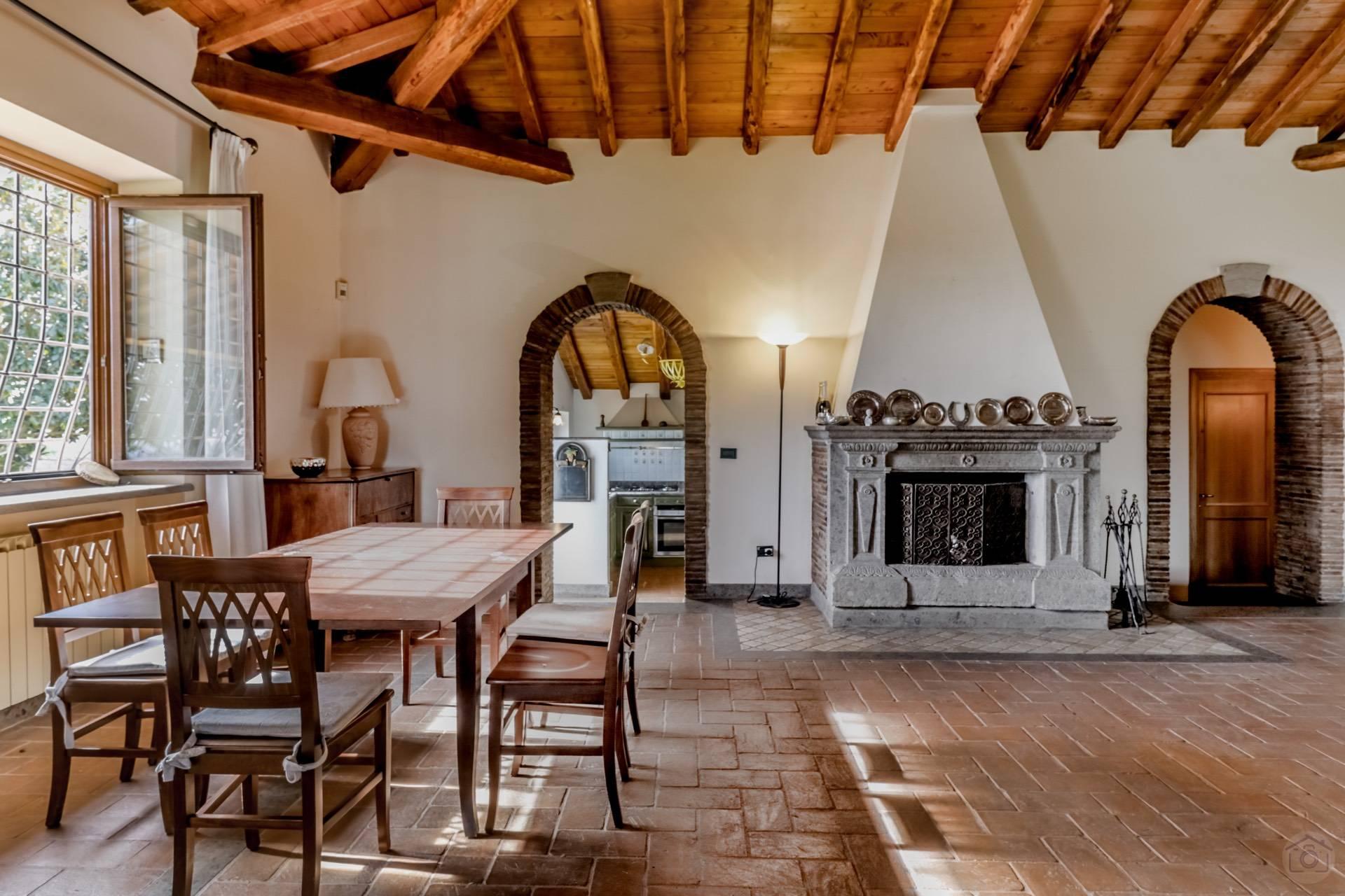Villa in Vendita a Sacrofano: 5 locali, 180 mq - Foto 5