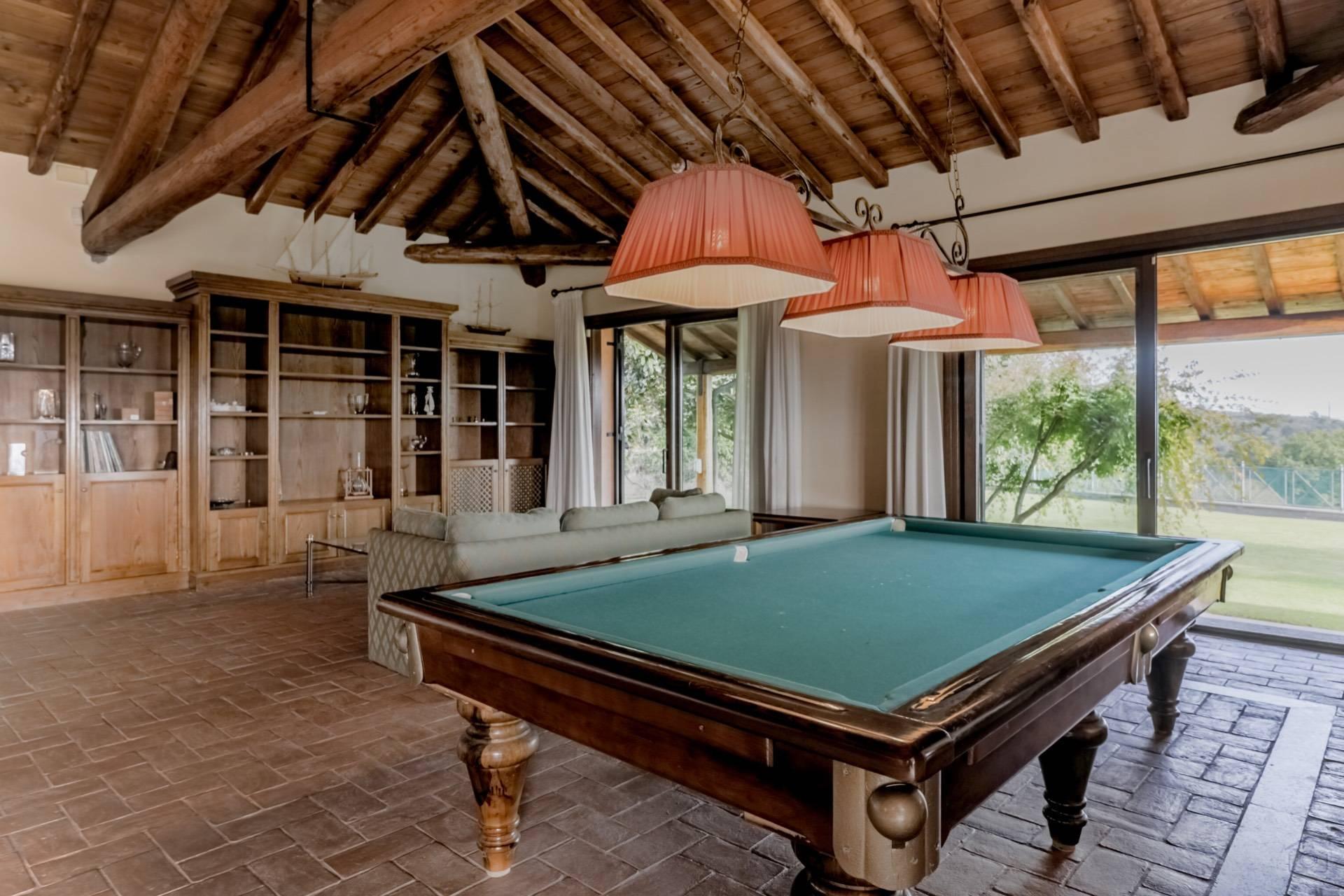 Villa in Vendita a Sacrofano: 5 locali, 180 mq - Foto 8