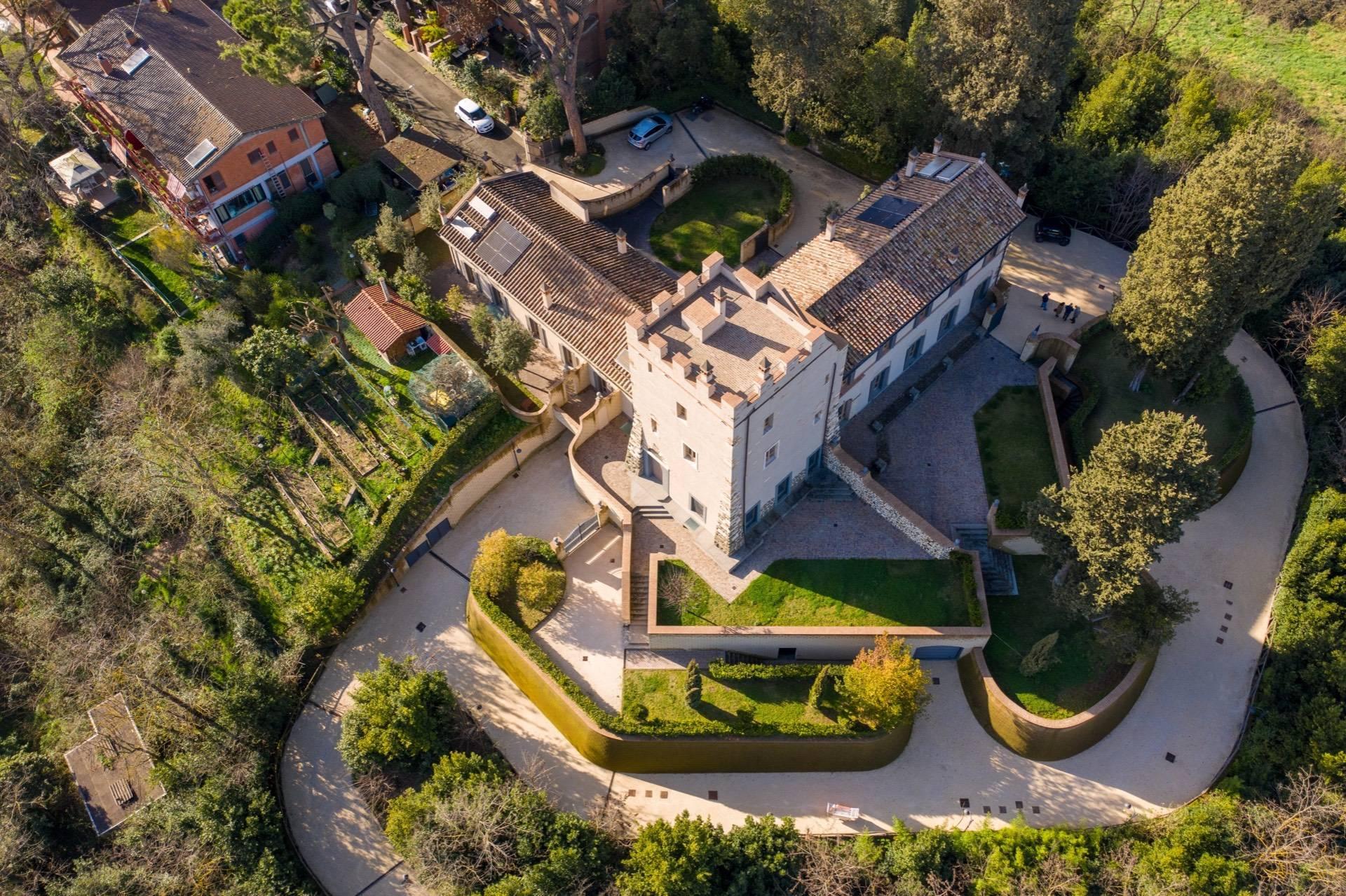 Villa in Vendita a Roma: 4 locali, 300 mq - Foto 13