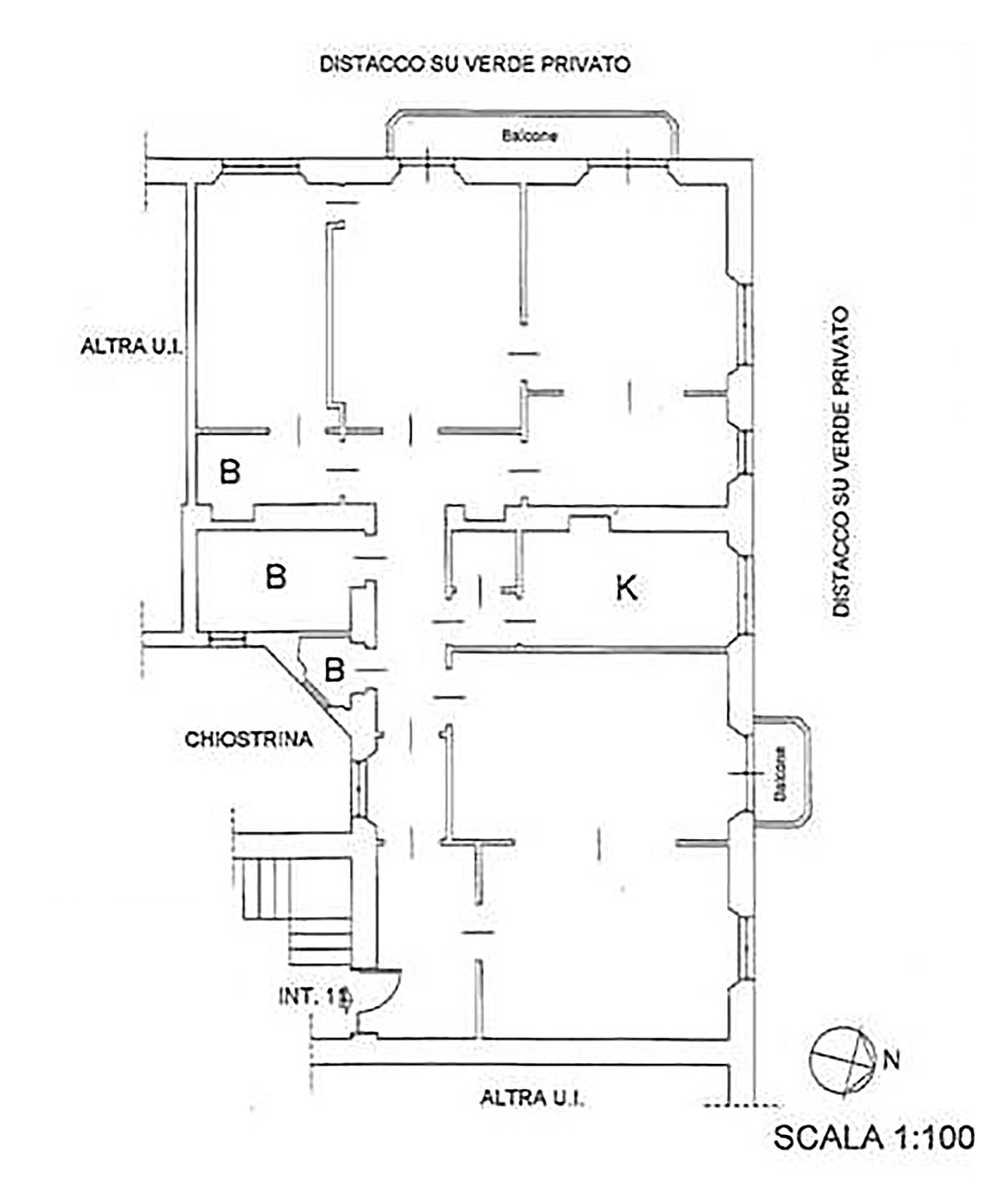 Appartamento in Vendita a Roma: 5 locali, 170 mq - Foto 16