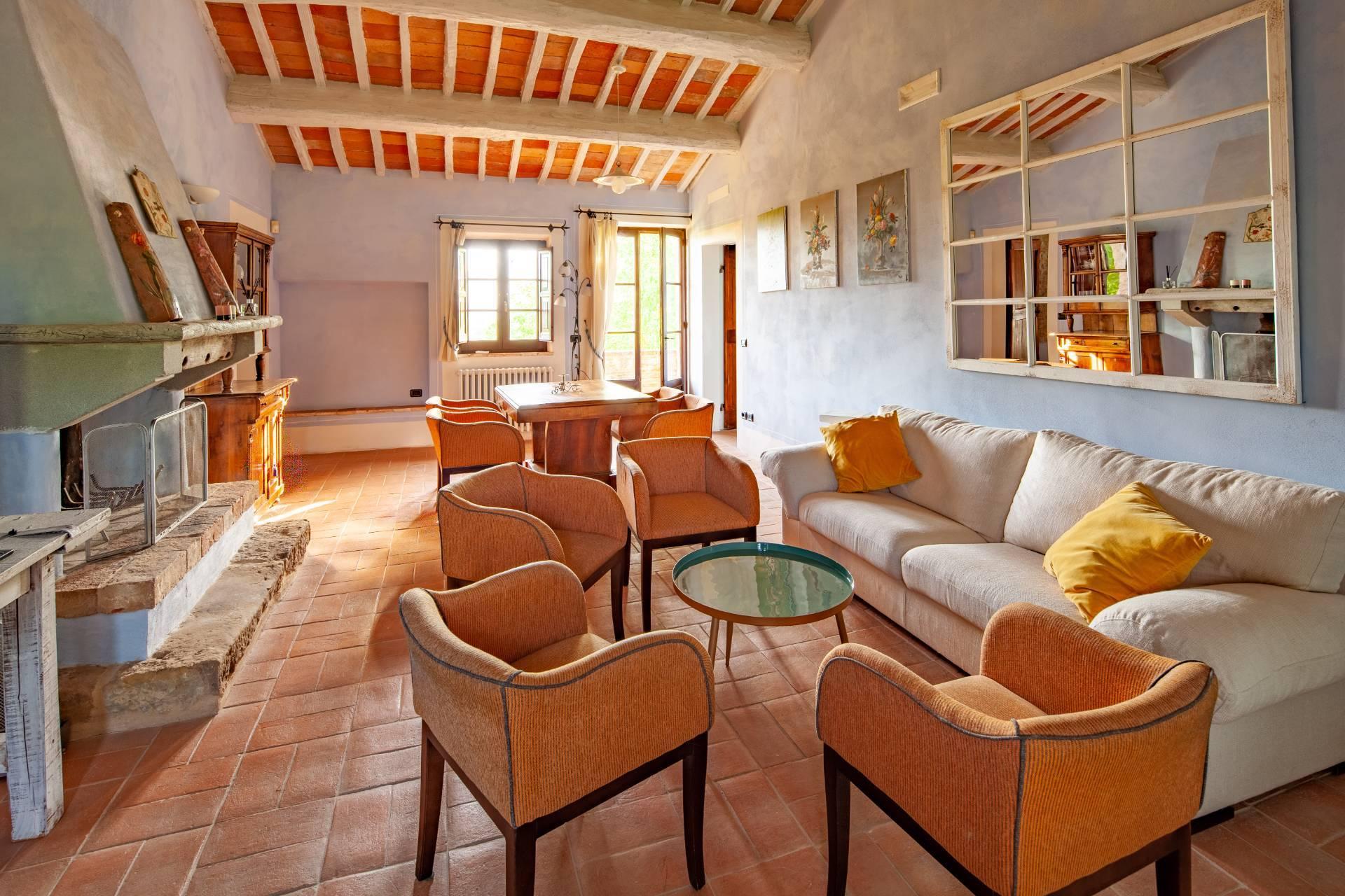 Villa in Vendita a Citta' Della Pieve: 5 locali, 300 mq - Foto 6