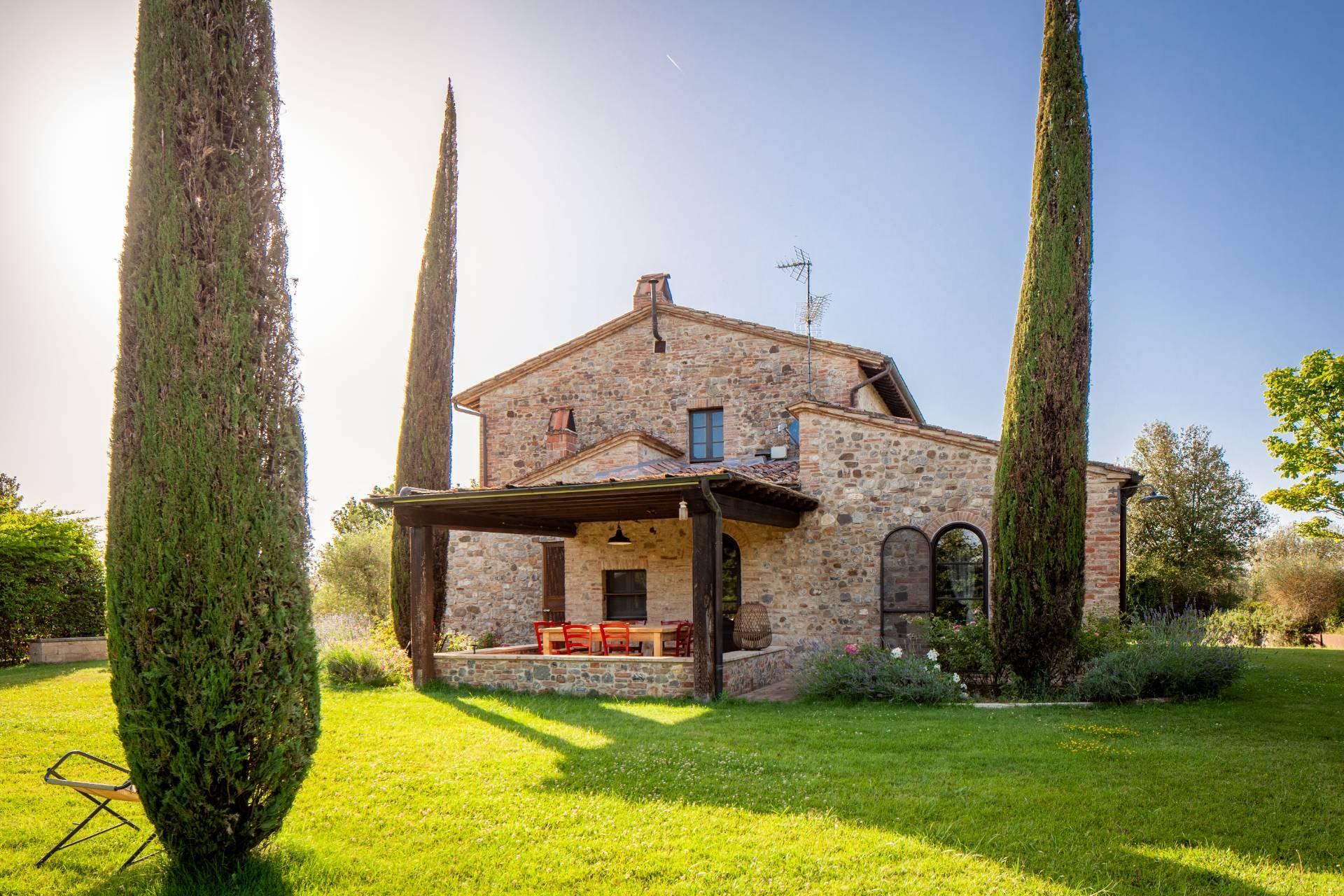 Villa in Vendita a Citta' Della Pieve: 5 locali, 300 mq - Foto 2