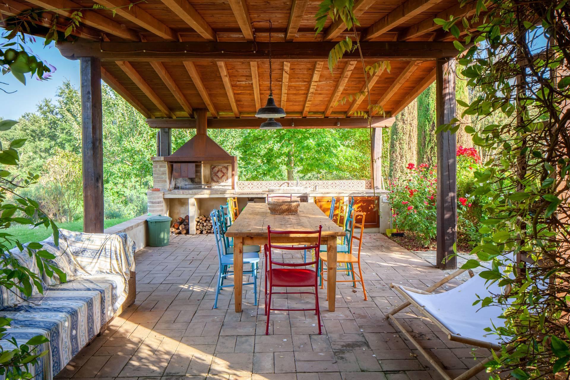 Villa in Vendita a Citta' Della Pieve: 5 locali, 300 mq - Foto 3