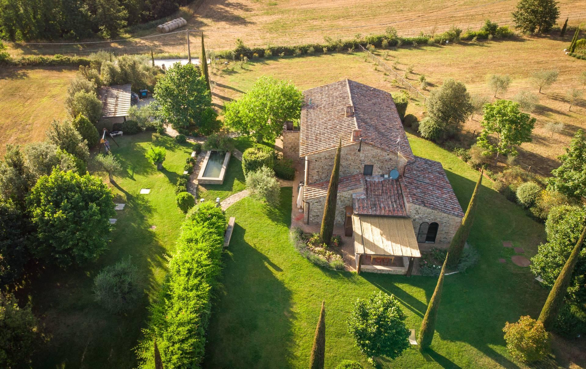 Villa in Vendita a Citta' Della Pieve: 5 locali, 300 mq - Foto 18