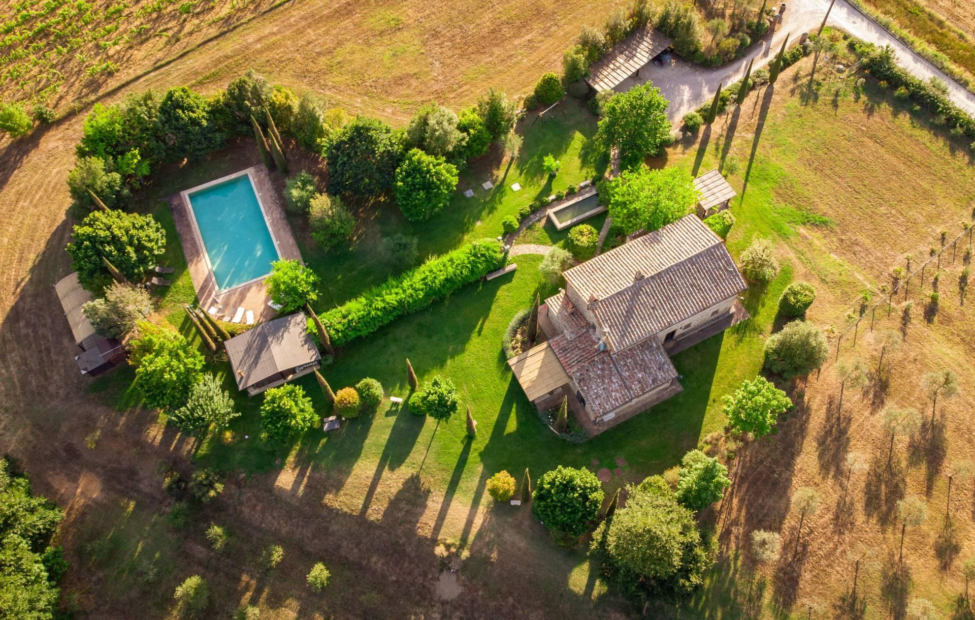 Villa in Vendita a Citta' Della Pieve: 5 locali, 300 mq - Foto 19