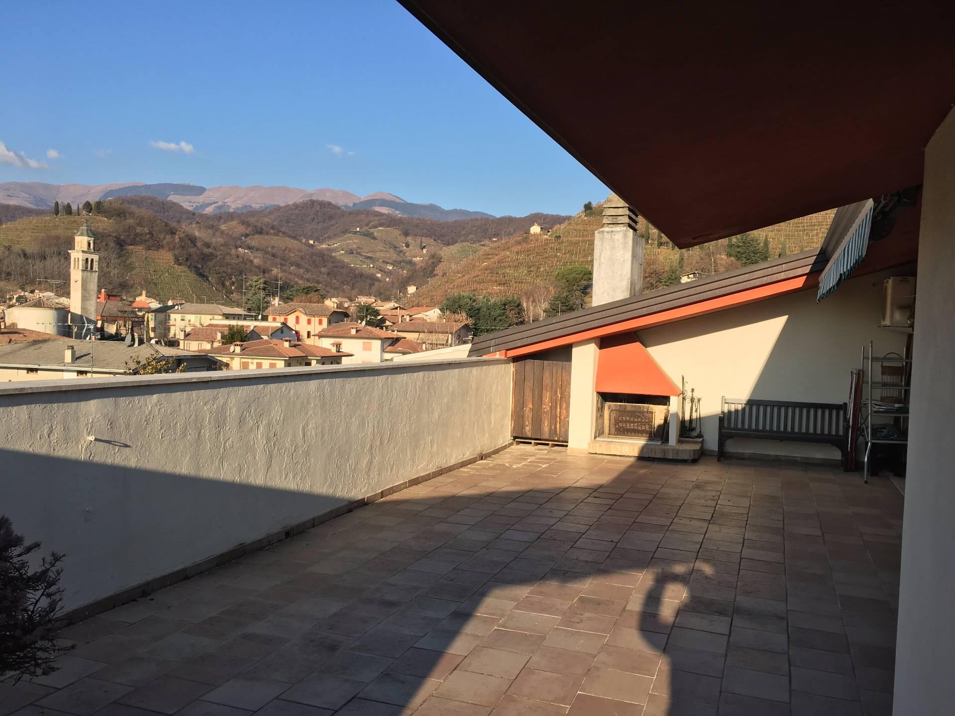 Attico / Mansarda in vendita a Farra di Soligo, 7 locali, prezzo € 80.000 | Cambio Casa.it