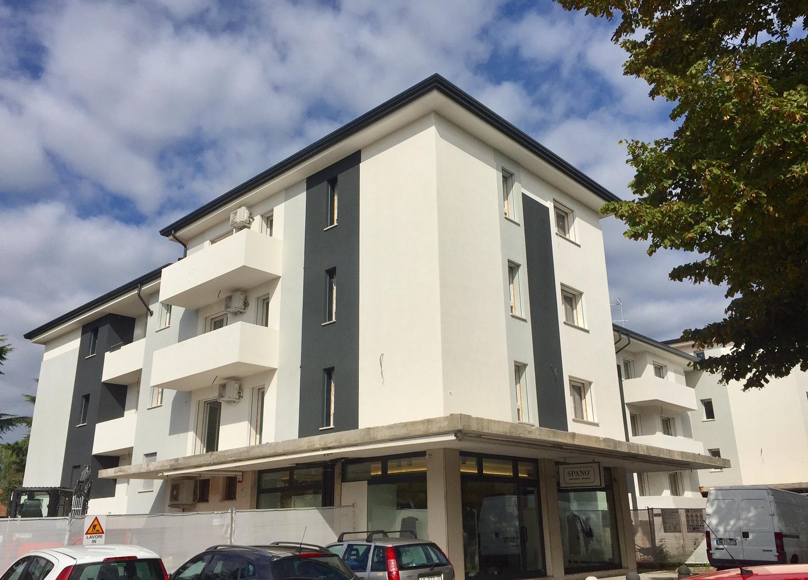 Appartamento in affitto a Carbonera, 5 locali, zona Località: Centro, prezzo € 550 | CambioCasa.it